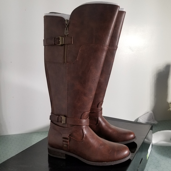 Guess Shoes | G By Wide Calf Boots